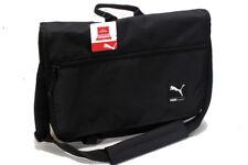 Puma Sac De Messager Noir PUMA officiel produit Ordinateur Portable épaule sac de rangement T2