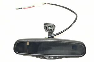 97-02 Ford Expedition Rear View Mirror 98 99 00 01