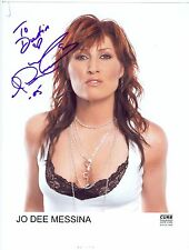 Jo Dee Messina autographed autograph signed photo