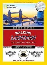 European National Geographic Paperback Travel Guides