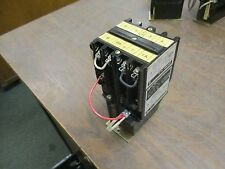 Westinghouse Control Relay w/ 4-Pole Adder ARD4L 24VDC Coil 600VDC Used