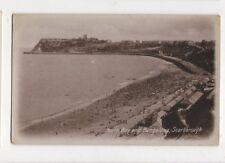 North Bay & Bungalows Scarborough Vintage Postcard 487a