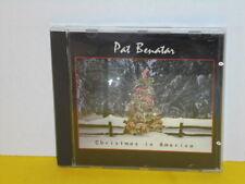 MAXI CD - PAT BENATAR - CHRISTMAS IN AMERICA - PROMO