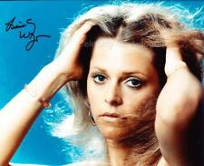 LINDSAY WAGNER as Jaime Sommers - Bionic Woman GENUINE AUTOGRAPH UACC (R4427)