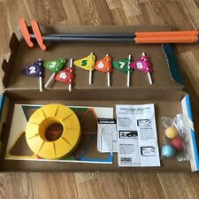 Vintage 1987 Official Nerf Indoor Golf Game - Incomplete With Box