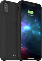 mophie Juice Pack Access 2,200mAh Battery Case for iPhone XS Max - Black