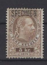 AUSTRIA, OSTERREICH STAMPS, 1873, Mi. 2