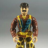 "GI Joe Action Figure 1992 LeatherNeck Infantry Training 3.75"" Vintage Hasbro"
