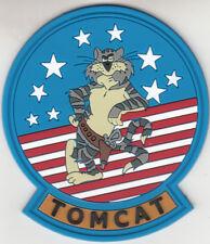 TOMCAT PVC (SOFT RUBBER) PATCH