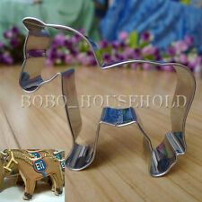 Stainless Mini Animal Horse Chocolate Cookie Cutter Cake Biscuit Pastry Mold