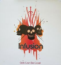 "Infusion ""Girls Can Be Cruel"" *AT004 / Original + Infusion sQ`es Mixes"
