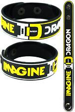 Imagine Dragons New! Bracelet Wristband aa142 Black/The Archive