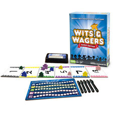 Wits & Wagers Family Edition Family Party Game North Star Games NSG 150 Guessing