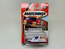 MATCHBOX-OVER-UNDER RESCUE BOATS-SCUBA DUDES-2000- #61 OF 75-SEALED ON CARD