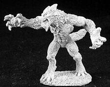 Reaper Miniatures Male Werewolf 02872 Dark Heaven Legends Unpainted Metal Figure