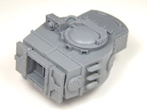 Tyger Dual Weapon Turret