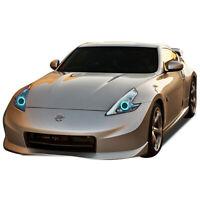 for Nissan 370z 09-16 Blue LED Halo kit for Headlights