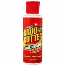 Krud Kutter Concentrated Cleaner Degreaser Stain Remover 4 fl oz.