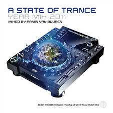 A STATE OF TRANCE YEAR MIX 2011 = Armin van Buuren =2CD= TRANCE groovesDELUXE!