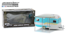 GreenLight 1/24  1958 Catolac DeVille Travel Trailer 18450-A