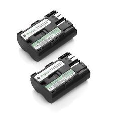 2X Bp-511A Battery for Canon Bp-508 Bp-511 Bp-512 10D 20D 30D 300D 40D 50D Cam