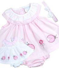 Vestidos de bebé sin mangas para niñas de 0 a 24 meses
