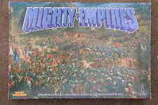 G W... Mighty Empires, boîte de jeu #2