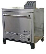 """Peerless Ovens Counter Top Gas Pizza Oven w/ Four 24x19"""" Stone Hearth Decks"""