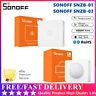 SONOFF SNZB-03 /  SNZB-01 ZigBee Motion Sensor Smart Home Detect Alarms DE