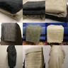 Yak Wool  Nepalese Blanket Soft Handmade Large Scarf Wrap Oversized Shawl/Throws