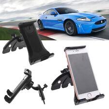Adjustable Car CD Slot Mobile Mount Holder Stand Universal For Phone Tablet PC