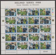 Military, War Mint Never Hinged/MNH Irish Stamps