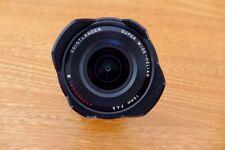 Voigtlander Super amplia Heliar 15mm F4.5 lente asférica VM III