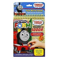 NEW THOMAS THE TANK ENGINE THOMAS AND FRIENDS FOAM PLAYSET