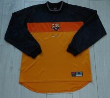 "Barcelona 1999/2000 ""M"" Nike Goalkeeper Jersey Shirt Maglia Camiseta GK Trikot"