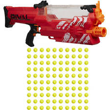 Nerf Rival Nemesis MXVII-10K * Brand new blaster * Team Red Wow