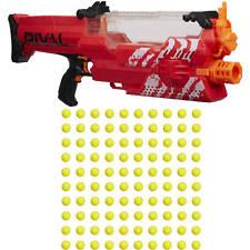 Nerf Rival Nemesis MXVII-10K * Brand new blaster * Team Red Wow