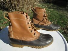 The Original L.L.Bean Hunting Shoe / Made in Maine, Usa / Us Women 8 / Pre-owned