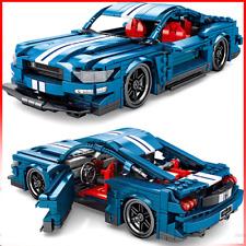 42056 Auto Mustang Car 42065 Bausteine technic Blöcke MOC
