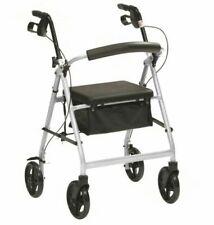 Elite Care Foldable Lightweight Walking Frame Rollator