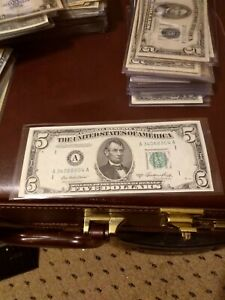 $5 1950 A Bill  UNCirculated