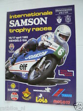 1983 INT. SAMSON TROPHY RACES HENGELO GLD 16/17-4 HAMOVE,CIRCUIT VARSSEL-PJ107