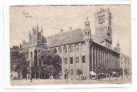 uralte AK Thorn Rathaus Feldpost 1915//45