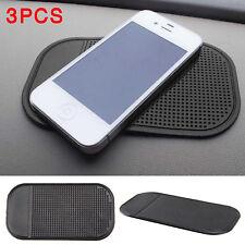 3 x Durable Car Anti Non Slip Mat Pad Dashboard Mobile Phone GPS Sticky Holder