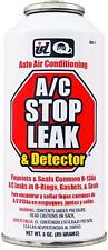 Klima Dichtmittel Leckstop Interdynamics A/C Stop Leak Detector R 134a