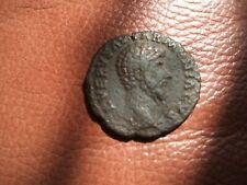 LUCIUS VERUS Roman Bronze As Coin