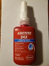 Genuine Henkel Loctite 243 Medium Strength Threadlocker 50 ml