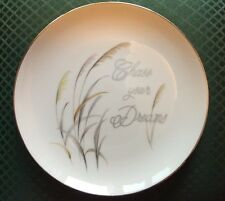 Chase Your Dreams Plate - Decorative - wall decor - kitchen - Valentines Gift