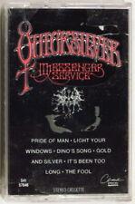 QUICKSILVER MESSENGER SERVICE - S/T > 1992 US cassette > SEALED