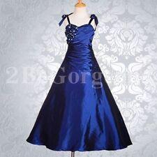 Unbranded Taffeta Dresses (2-16 Years) for Girls